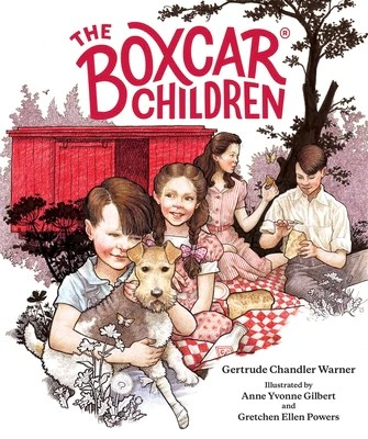 The Boxcar Children Fully Illustrated Edition by Warner, Gertrude Chandler