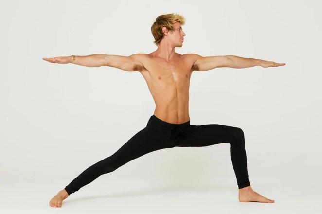 Perfect the Pose: Warrior II | Alo Yoga