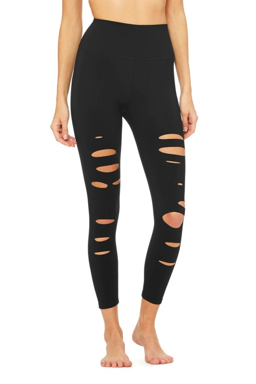 7/8 Ripped Warrior Legging