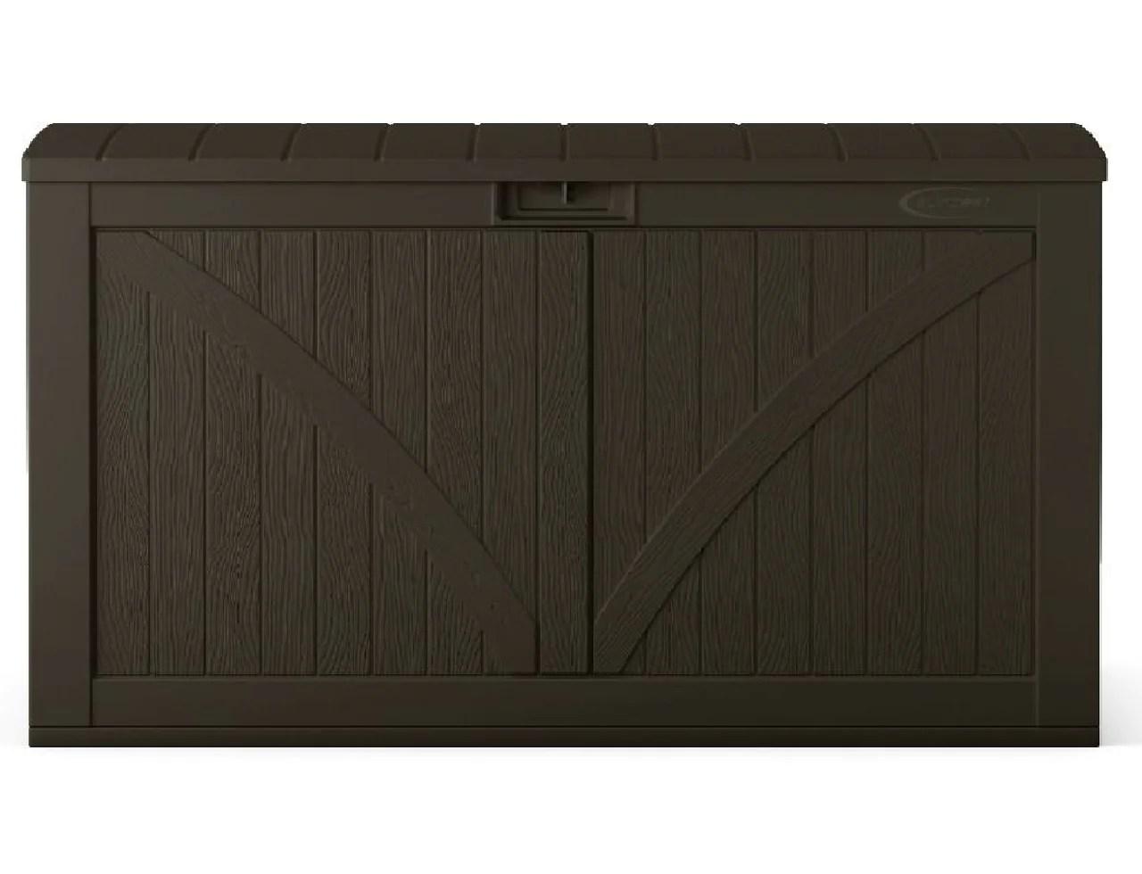 Suncast Bmdb3415j Extra Large Deck Box 134 Gallon Toolboxsupply Com