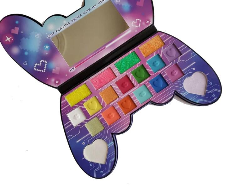 Gamer Girl Palette Spoiled Lips