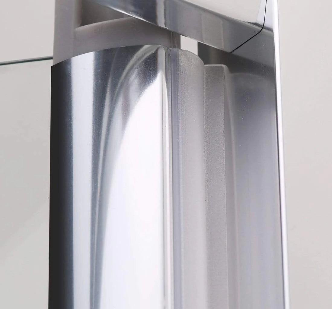 elegant showers folding shower door