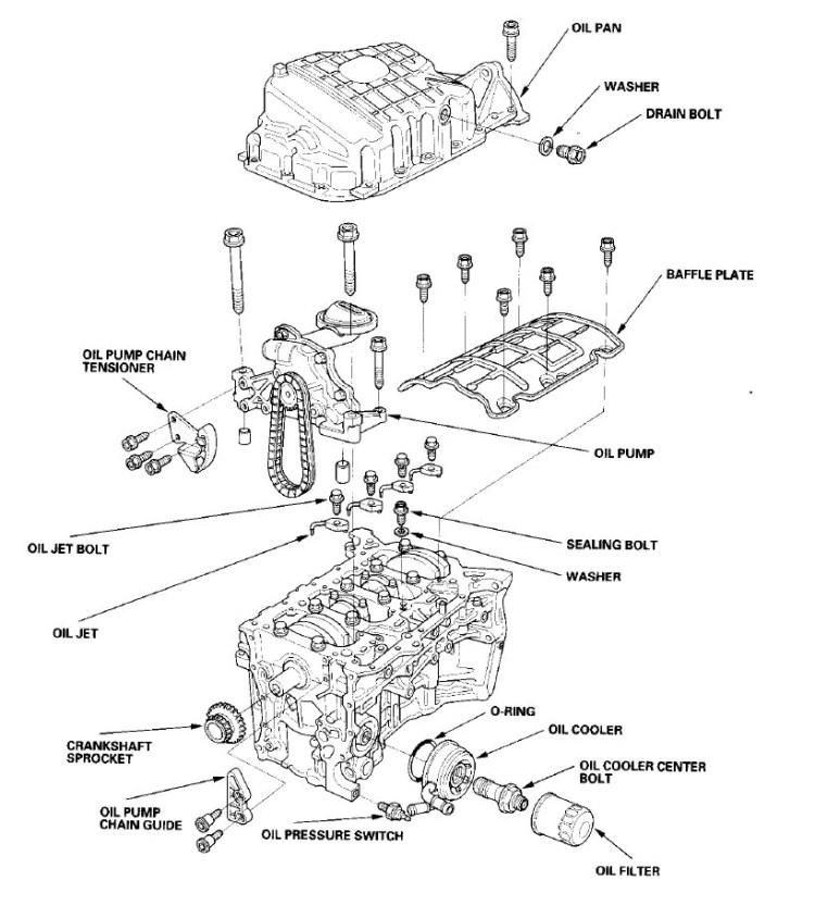 K20/K24 Hybrid engine build guide   Acura Rsx K20a2 Engine Diagram      NRTeam