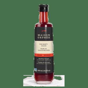 vinaigre de vin rouge bio