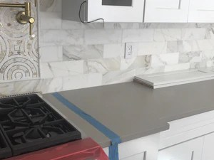 calacatta gold 4x12 subway tile polished honed