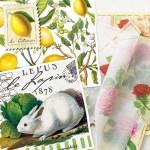 Paper Napkin Ideas For Decoupage Crafts Florals Metallics Vintage Diy Craft Club