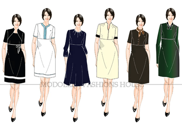 Corporate Women Office Clothing