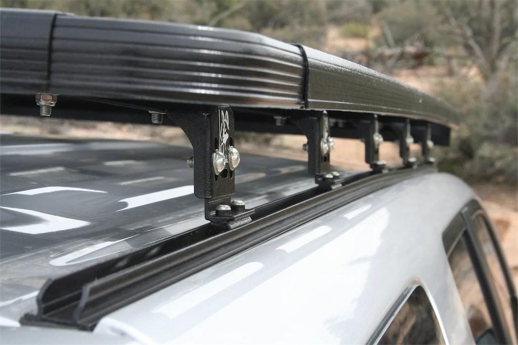 k9 roof rack rail set