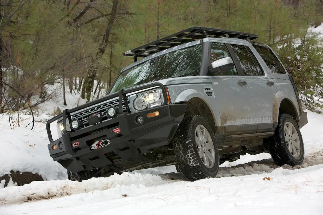 land rover lr3 lr4 k9 roof rack kit