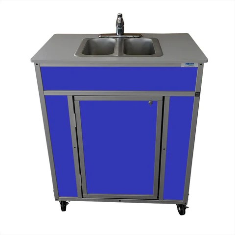outdoor sinks for summer festivals and