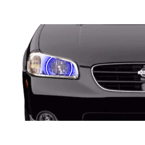 2003 Nissan Maxima Halo Lights