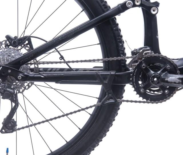 Specialized Stumpjumper Fsr Comp Carbon Large Bike 2014