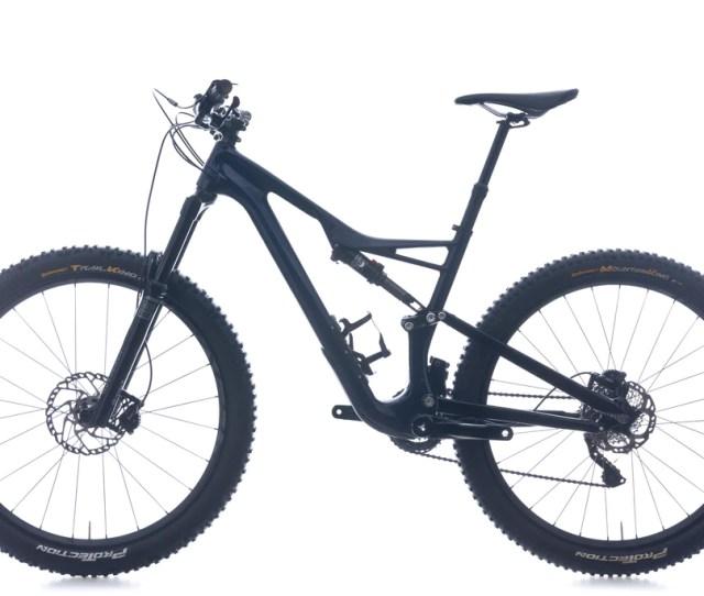 Specialized Stumpjumper Fsr Comp Carbon Medium Bike 2016