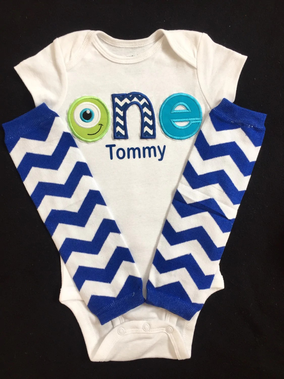 Monster First Birthday Outfit Cheap Online