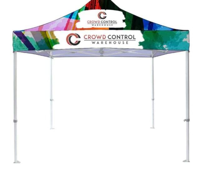 Heavy Duty Custom Canopy Tent  Ft X  Ft