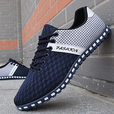 New Men s Fashion Shoes Summer Zapato Casual Breathable Mesh Flat     New Men s Fashion Shoes Summer Zapato Casual Breathable Mesh Flat Shoes