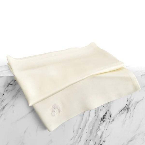 sleepgram silk pillowcase