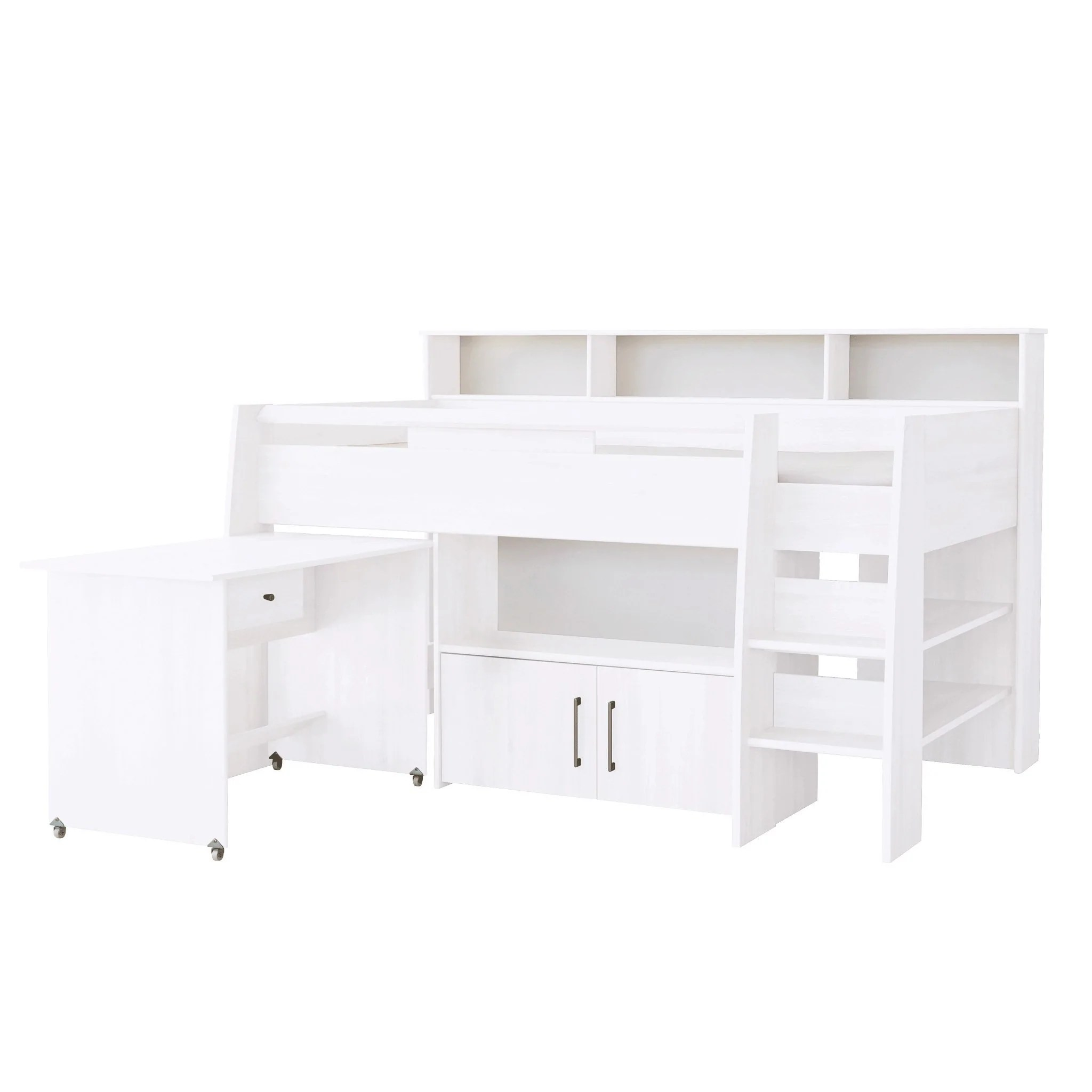 Reece Cabin Bed Kids Cabin Bed With Desk Great Little Trading Co