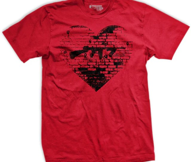 Members Only Bloody Valentine T Shirt