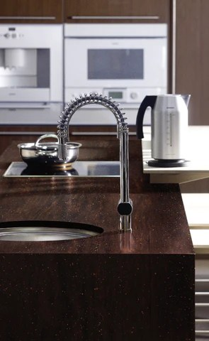 19 solid surface kitchen countertops