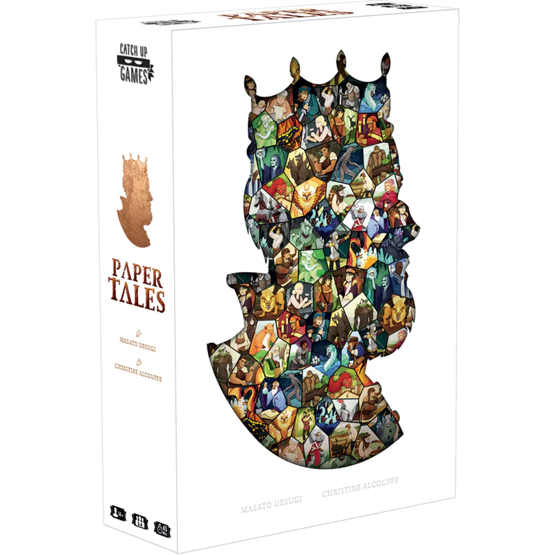 Image result for paper tales board game