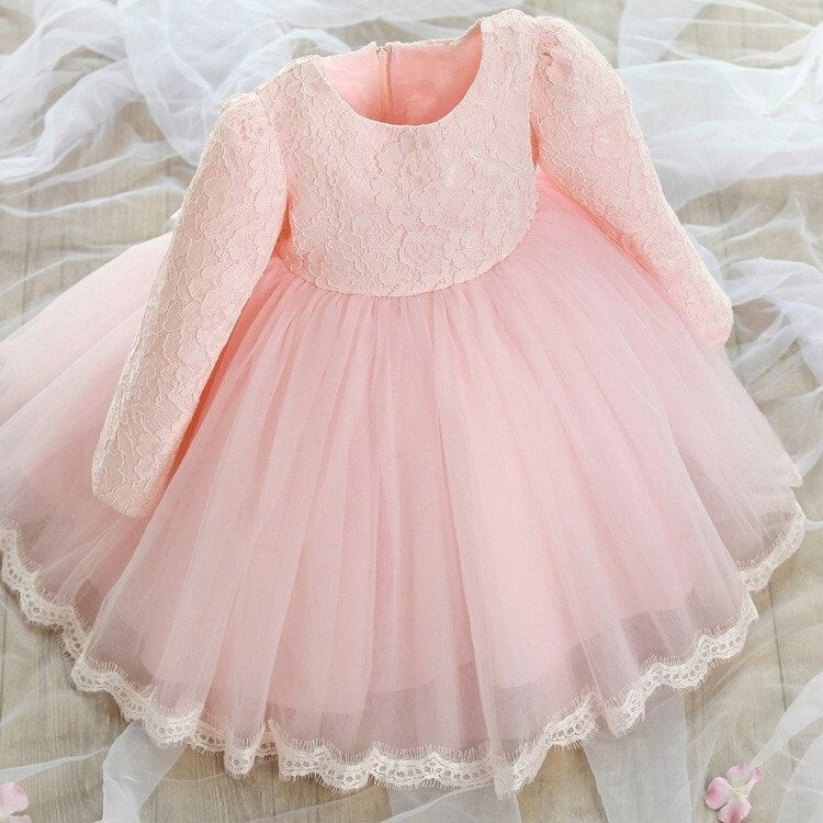 First Birthday Dress For Baby Girl Winter Cheap Online