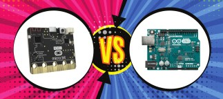 Which is Best For Teaching - BBC Micro:Bit or Arduino? - Learning Developments