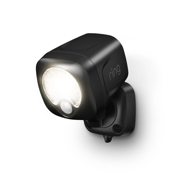 smart lighting spotlight battery