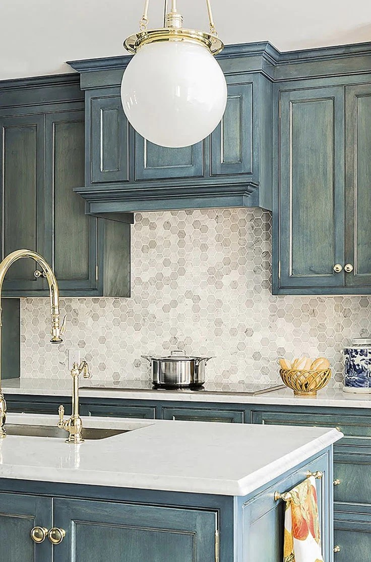 2021 kitchen tile trends for the heart