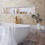 Coordinating Bathroom Fixtures And Tile Pairings