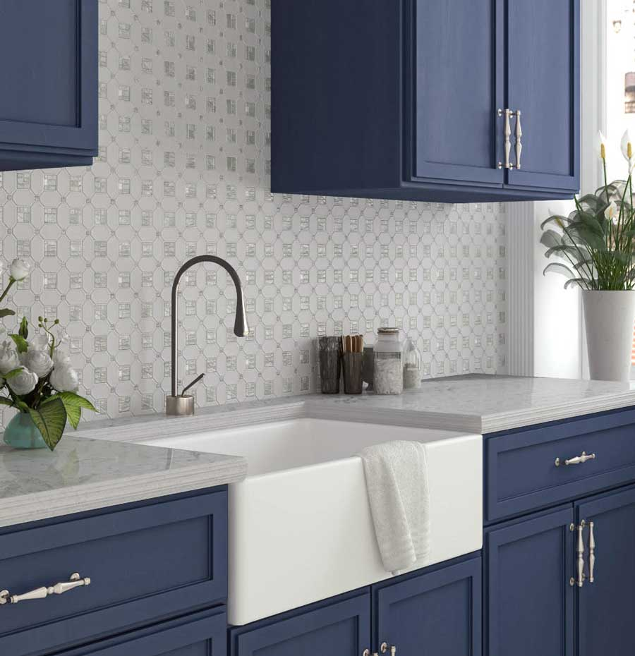 the perfect tiles for farmhouse decor