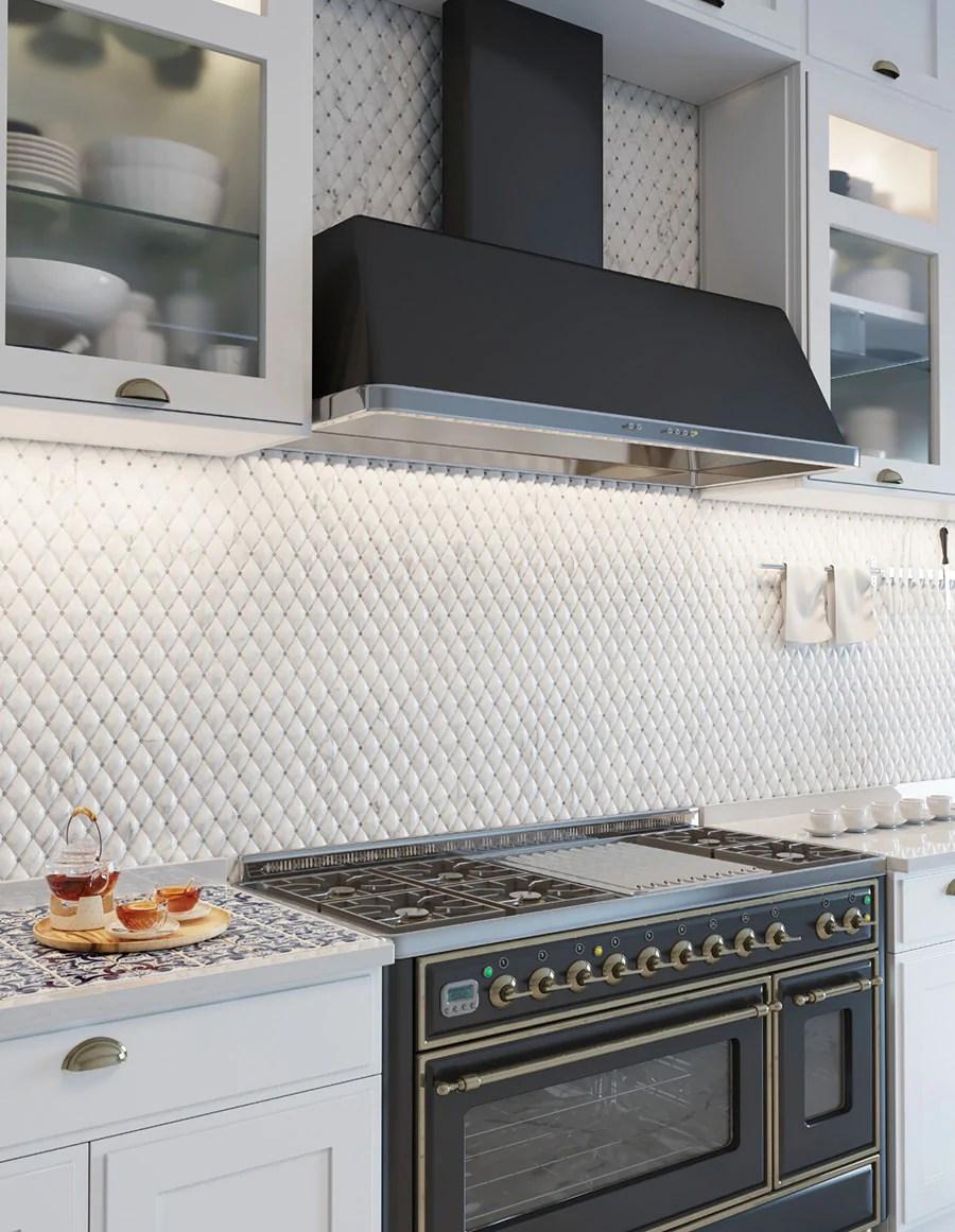 white kitchen ideas must have tile