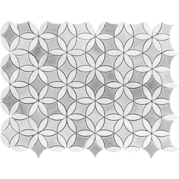 flower tiles decorative floral tile