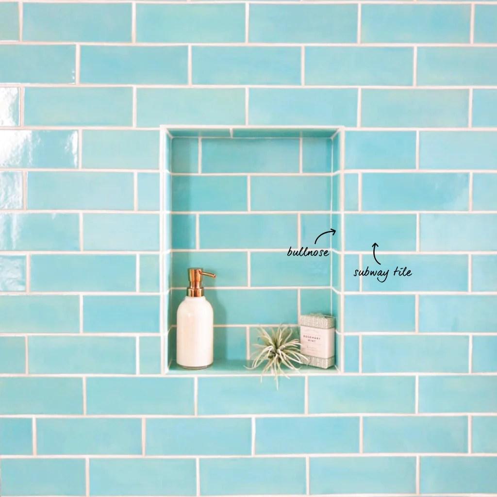 types of tile trim 8 ways of