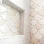 6 Niche Ideas For Chic Shower Shelving Mercury Mosaics