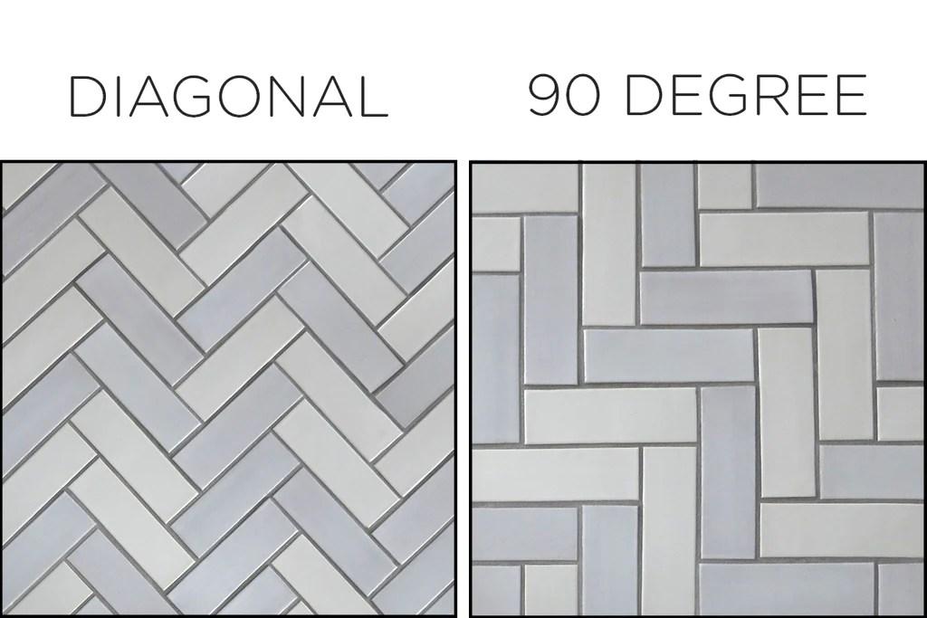 10 Herringbone Tile Ideas Mercury Mosaics