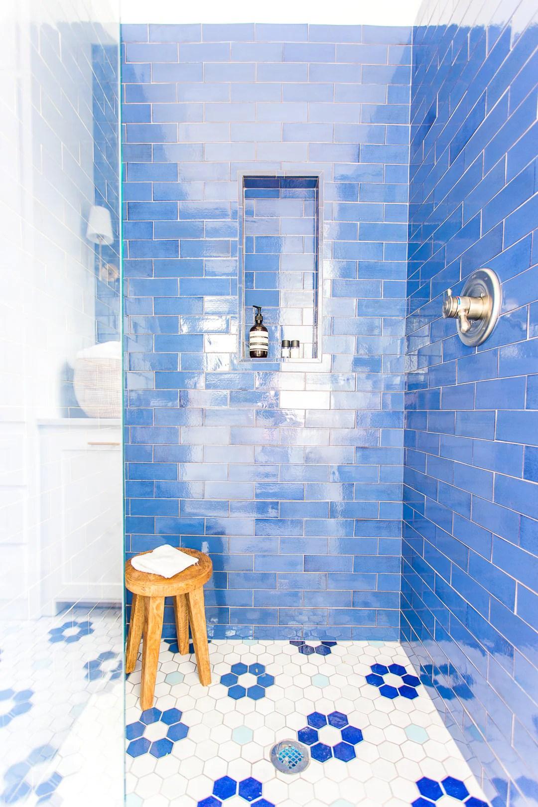 7 modern ways to mix match tile shapes mercury mosaics
