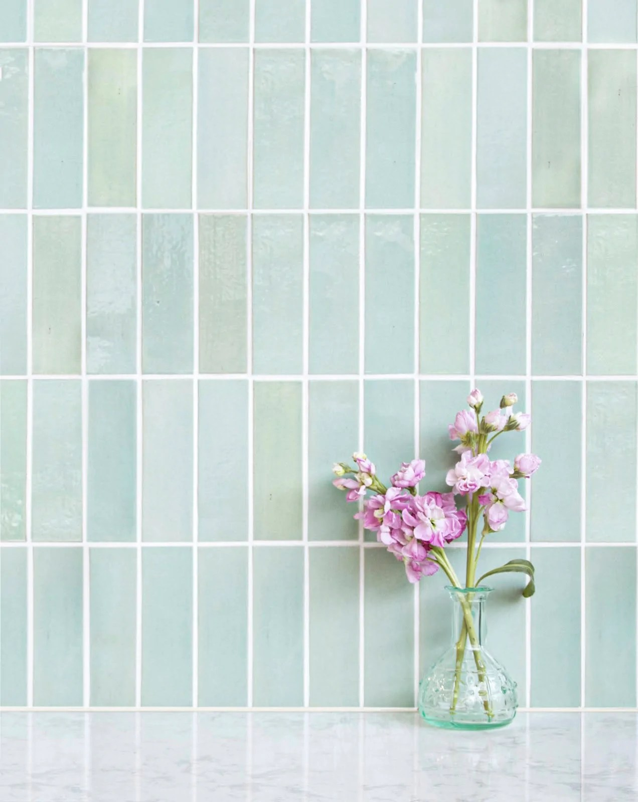 6 ways to rock the stacked subway tiles