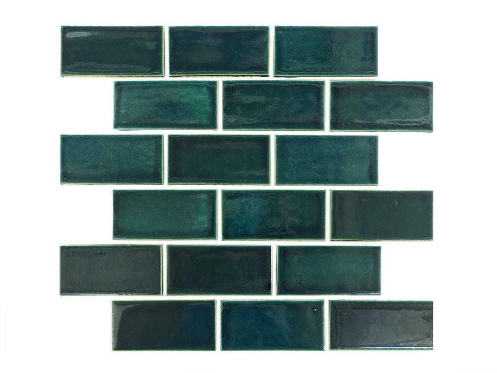 title | Green Subway Tile