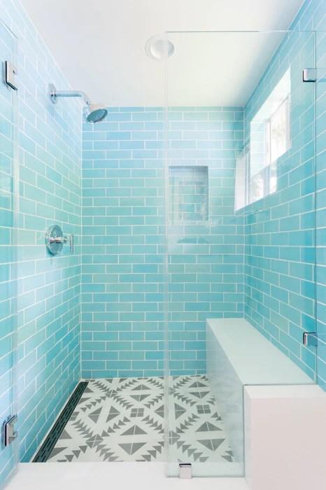 3 x8 sky blue subway tile light blue