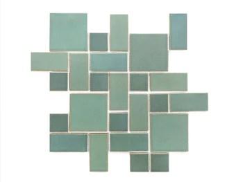 handmade craftsman style tiles