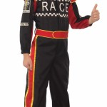 Boys Race Car Driver Costume Large Jj S Party House