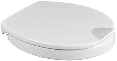 rehausseur pour siege wc novara plus 5 cm avec rabaissement automatique l original de adob
