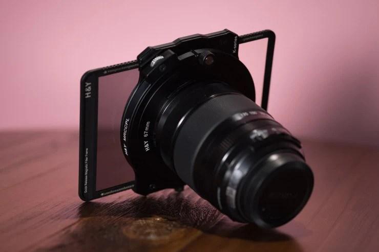 H&Y Magnetic Filter Frame System
