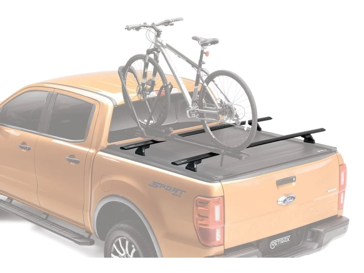 yakima skyline tonneau cover t slot truck bed rack kit complete solution truck bed bike rack truck bed kayak rack
