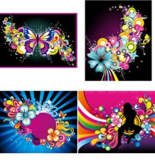 ★Free Abstract Elements