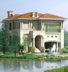 ★Free Villa CAD Drawings