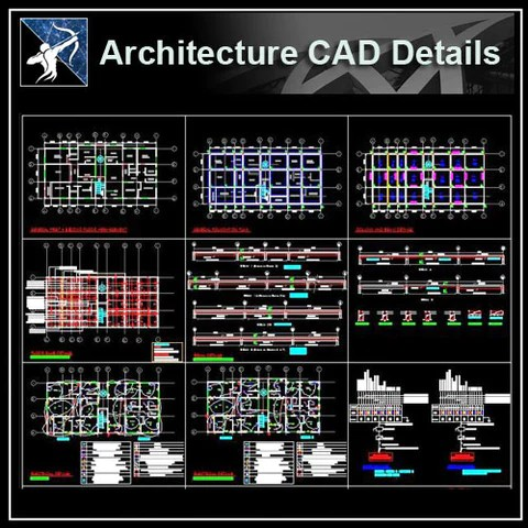 ★Free CAD Drawings