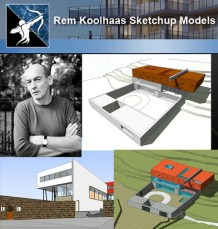 Rem Koolhaas Architecture