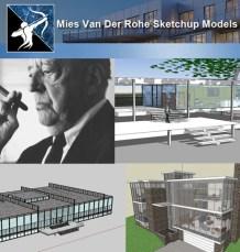 Mies Van Der Rohe Architecture